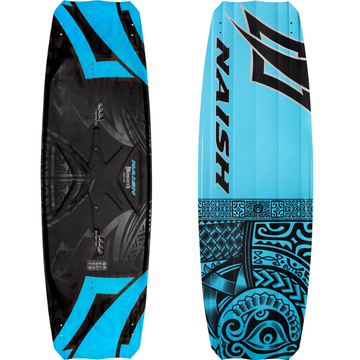 Naish Kiteboard Monarch 132x41 2015 incl. Apex Bindung