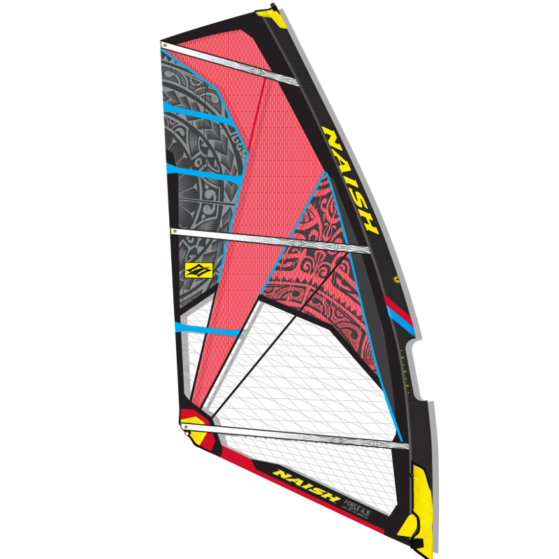 Naish Sail Force THREE 4.1m² 2016 Ultra-light Wave