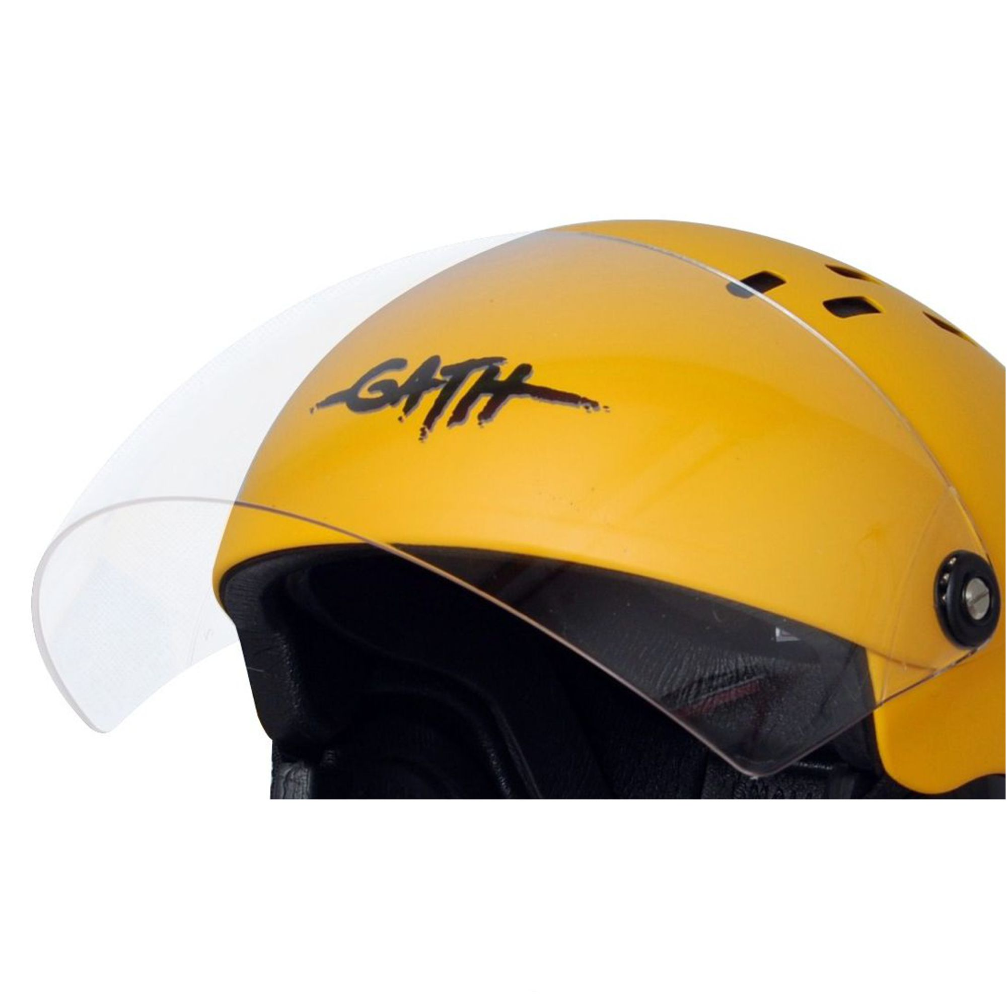 GATH Full Face Visor Size 3 Vollvisier Klar