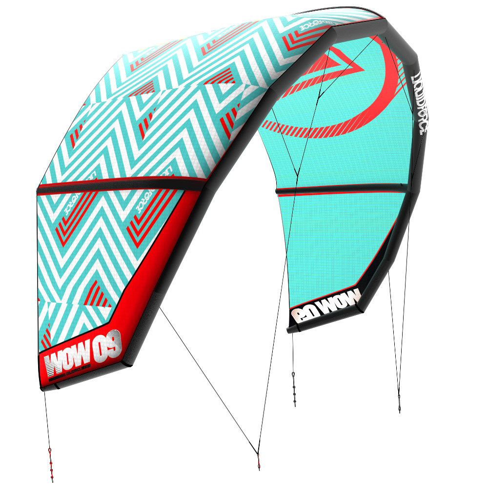 LIQUID FORCE Kite WOW V2 9m² 2017