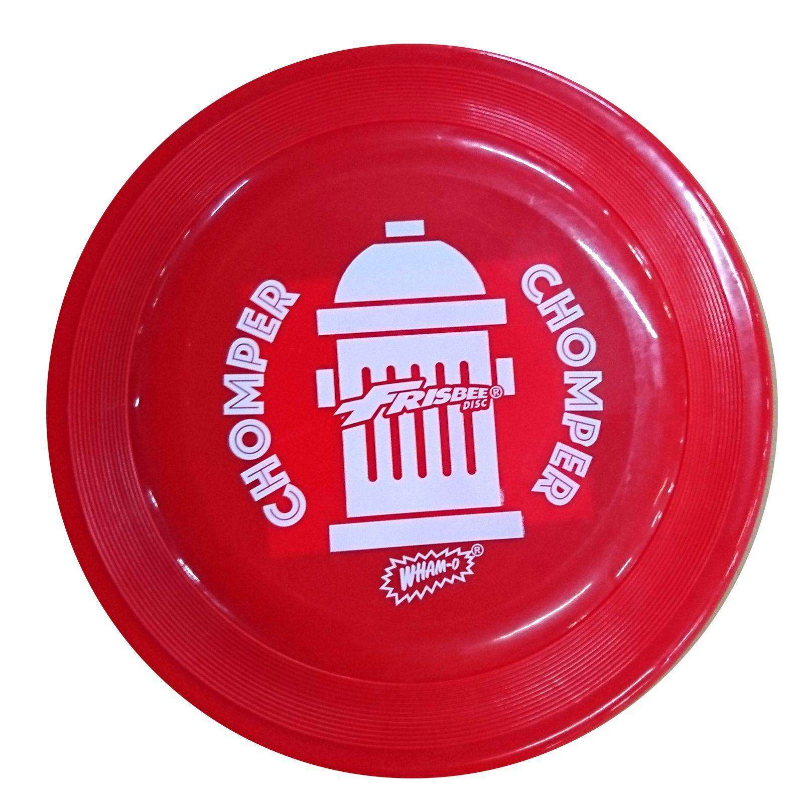WHAM-O FRISBEE Wurfscheibe Fastback 100g Rot