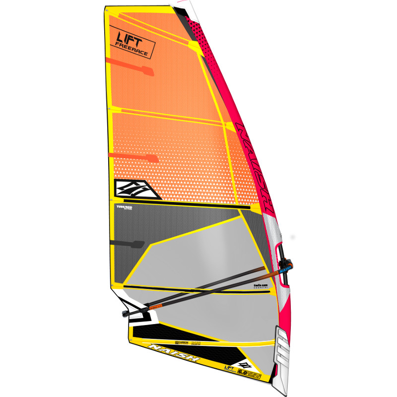 Naish Sail LIFT FREERACE 6.0m² 2020 Performance Foiling