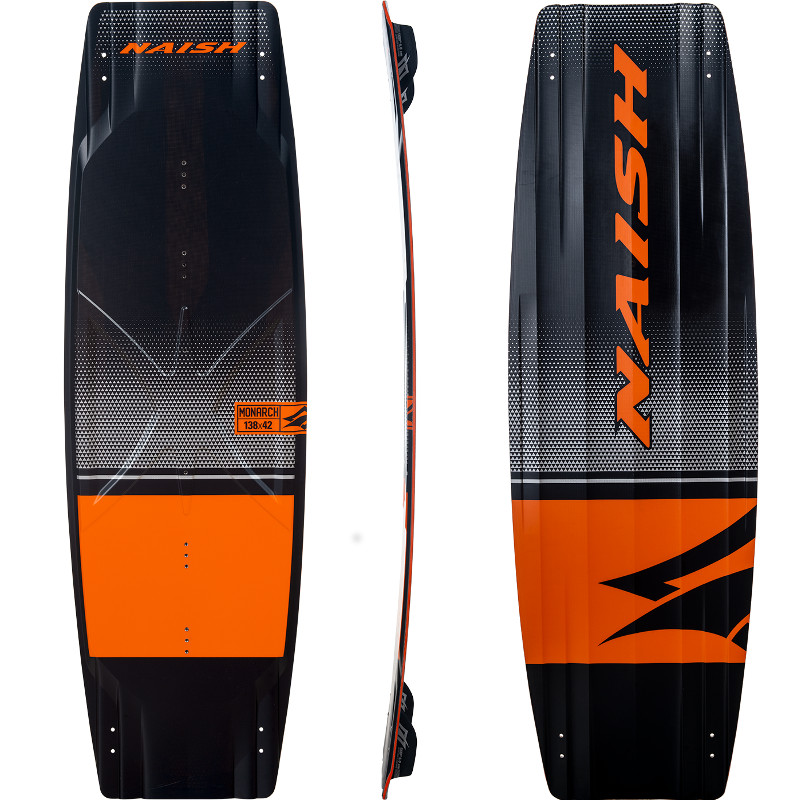 Naish Kiteboard Monarch 135 x 41.5 Pro Performance Freestyle 2020